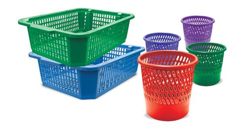 Baskets and Basins